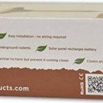 Woodside - Anti-taupes/anti-rongeurs solaire - système d'ultrasons de la marque Woodside image 3 produit