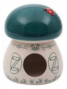 Zolux Céramique Maison pour rongeurs champignon de la marque Zolux image 0 produit